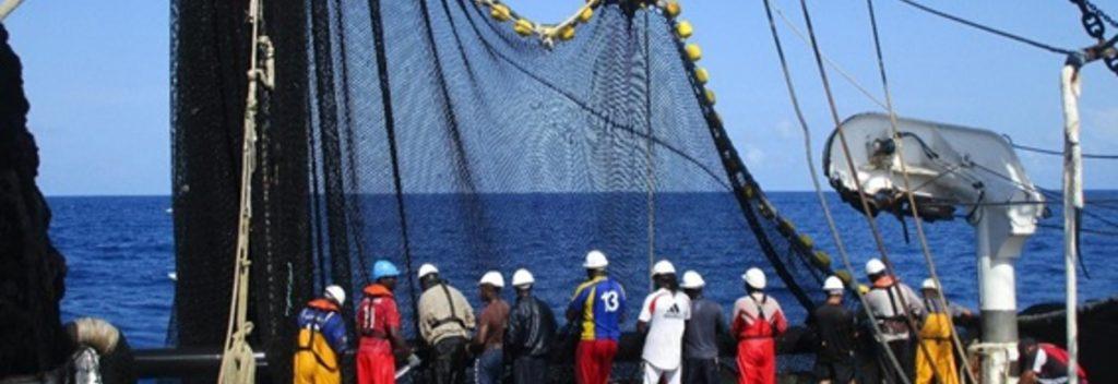 pesca sostenible. Nueva web AENOR