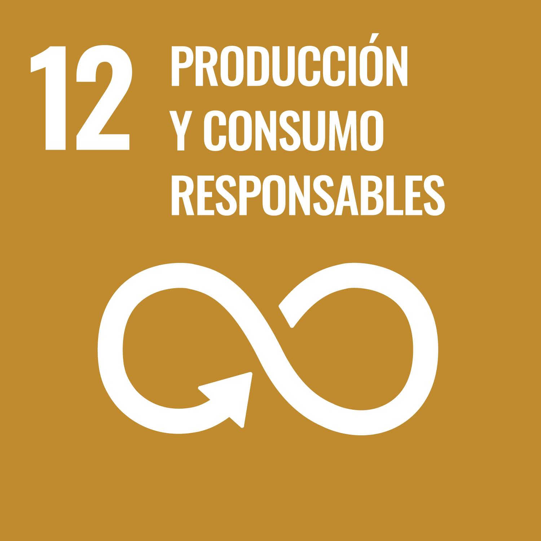 ODs 12. Producción y consumo responsable